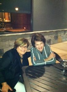 Mary and Judge Kaye Dinner