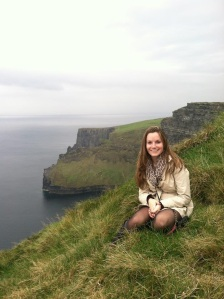 claire in ireland