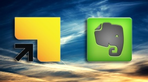 springpad and evernote