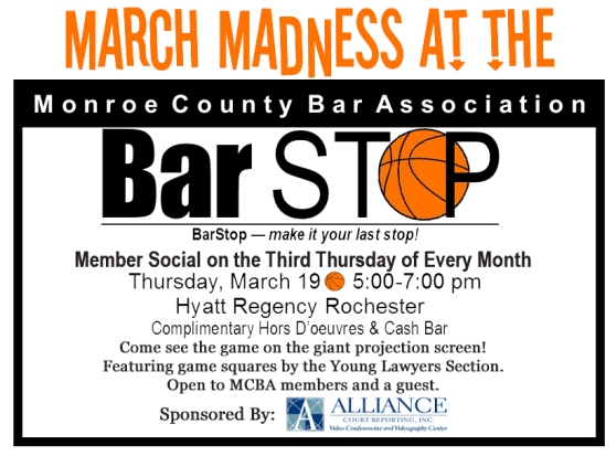 March Madness BarSTOP