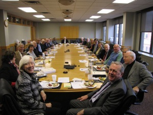 Past Presidents Lunch 017